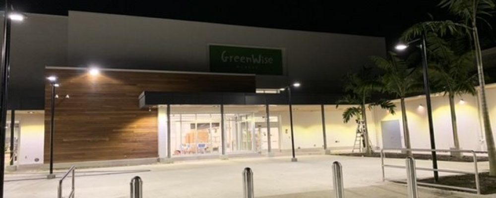 Lakeside Centre gets a facelift and a Greenwise