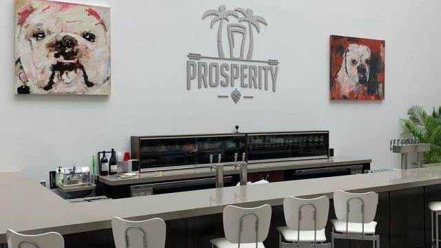 Prosperity Brewing at Town Center