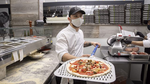 Vivo Pizza+Pasta
