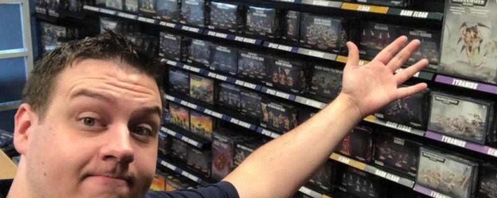 Warhammer Brings Adventure to Boca
